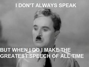 Speeches from old movies still so relevant today they may ...