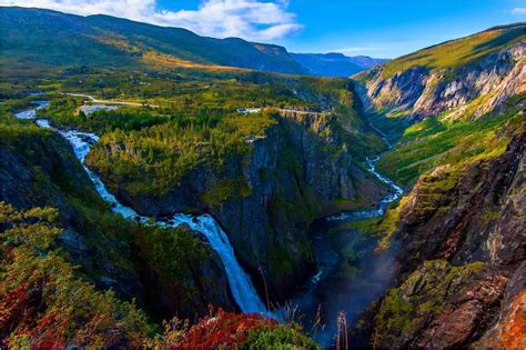 The Most Wonderful Nature In Norway Displays The Power Of