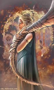 Daenerys by ginL on DeviantArt