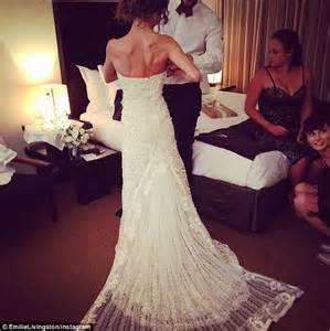 Emilie Livingston Jeff Goldblum Married