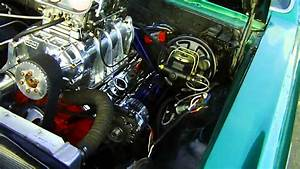 Chevy Chevelle 1970 V8 Supercharged Dual Holley Carbureted