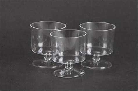 480 X Disposable Plastic Wine Glasses Tester 60ml Plastic