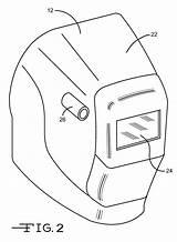 Welding Drawing Helmet Welder Pages Coloring Sketch Drawings Template Easy Paintingvalley sketch template