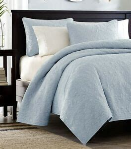 Blue Coverlets For Beds by Sky Blue Matelasse 3pc Quilt Set Cotton Fill