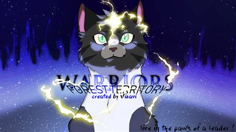 warrior cats forest territory roblox