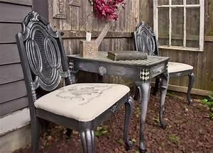 Antique, Silver, Furniture, Finish