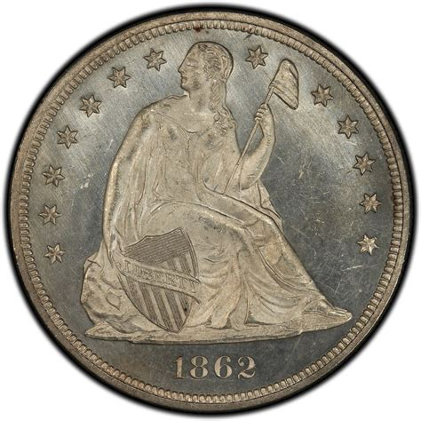 liberty dollar coin 1862 seated liberty silver dollar values and prices past sales coinvalues com