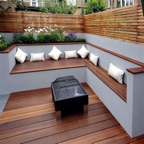 home dzine garden ideas add  seating   garden