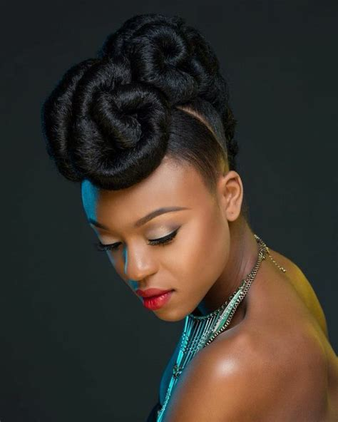 wedding hairstyles for black women african american