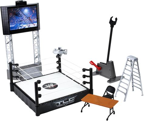 tables ladders and chairs toys ebay flexforce high flyin fury playset new flex