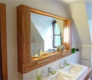 Spiegelschrank Badezimmer Holz : spiegelschrank vom schreiner m belschreinerei pyra designm bel ~ Markanthonyermac.com Haus und Dekorationen