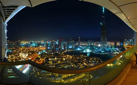 Spectacular Dubai City View Wallpapers
