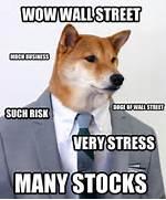 Doge Meme Doge of Wall...