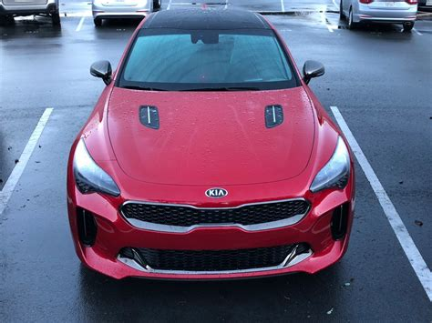 Kia Stinger Review And Pictures
