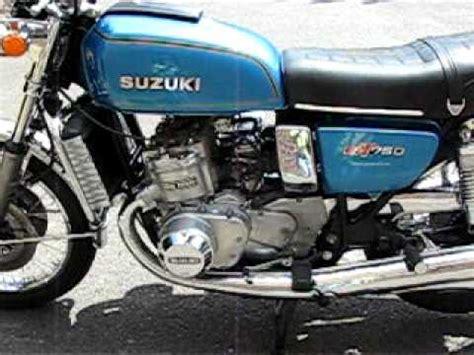 Suzuki Gt750 For Sale by Suzuki Gt750 1976 Restored A1 For Sale