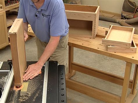drop cuts   router table woodworking blog  plans