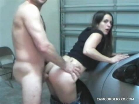He Bends His Lady Over A Car And Fucks Her Alpha Porno