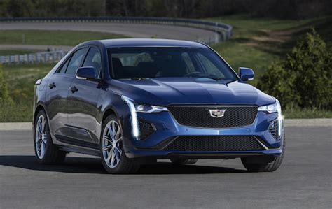 cadillac dts 2020 2020 cadillac ct4 v pictures cargurus
