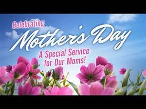 Celebrating Mother's Day | Animated Praise | WorshipHouse ...
