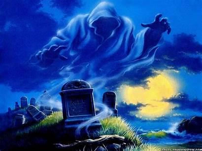 Ghost Halloween Dark Wallpapers Scary Horror Vector