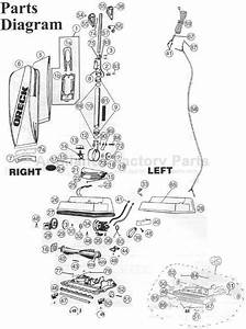Parts For U4080h2b