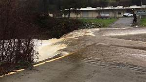 Several Mariposa County roads closed due to flooding   KMPH