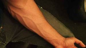 How To Get Your Veins To Pop Out Of Your Arms For Kids