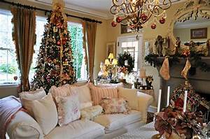 Country Christmas Living Room Curtain Ideas #4144 Latest
