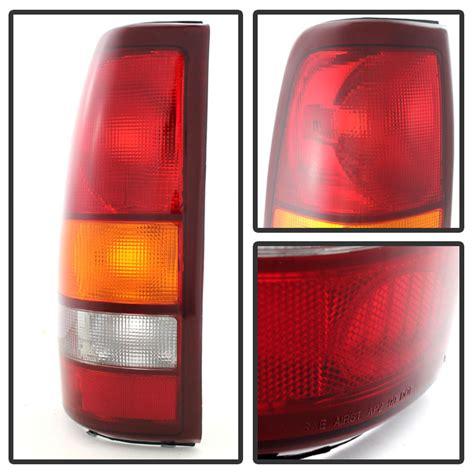 02 silverado tail lights 99 02 chevy silverado 99 03 gmc sierra aftermarket tail