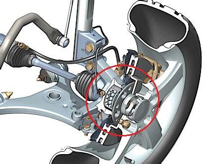 hub bearing  making  noise
