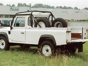 Land Rover Defender 110 Puma Pickup 6 Point Bolt