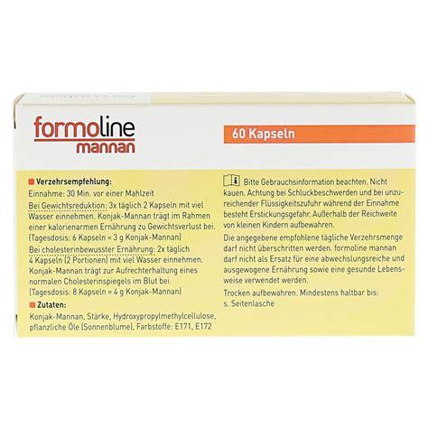 Abnehmen formoline