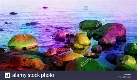 colorful rocks colored rocks stones stock photos colored rocks stones