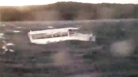 Duck Boat Tours Death by Duck Boat Capsizes Near Branson Missouri At Least 17 Killed
