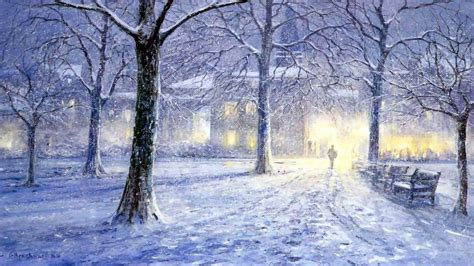 Free Winter Background by Winter Desktop Background 183 Wallpapertag