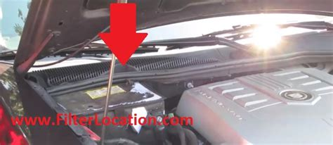 Cadillac Cts Fuel Filter Replacement