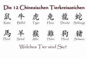 Chinesische Tierkreiszeichen Berechnen : chinesisch zeichen sternzeichen bildanalyse ~ Themetempest.com Abrechnung