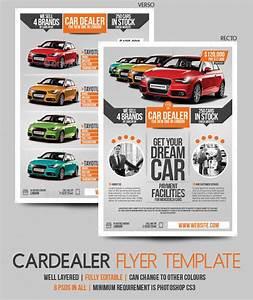 Car Flyer Recto / Verso by BloganKids | GraphicRiver