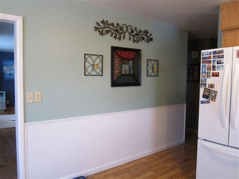 Painted Wainscoting by Paint Wainscoting Rixen It Up