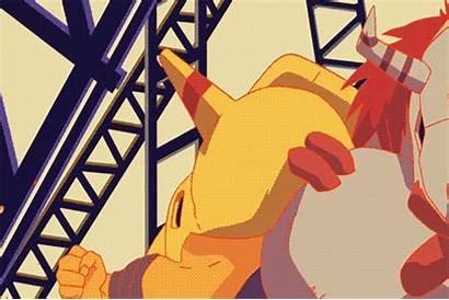 Digimon Wargreymon Imgur Satoshi Kon Studio