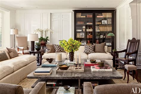 Look Inside Some Of Designer Sandy Gallin's Most Coveted Homes