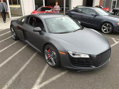 Audi Matte Exclusive R8 Colors Grey Care