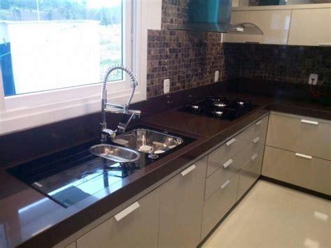 cozinha  granito marrom absoluto granito marrom absoluto marrom absoluto cozinhas marrons