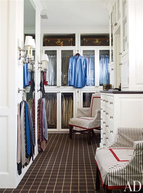 traditional dressing room closet by j randall powers in