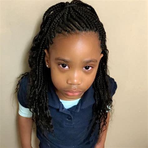 box braids  kids find  perfect hair style