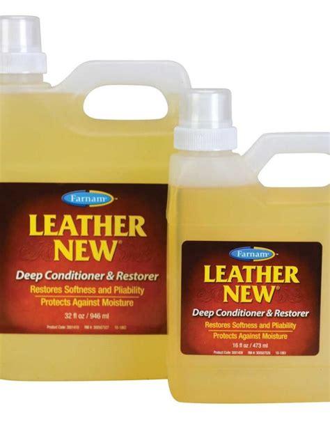 conditioner leather restorer deep 16oz saddle