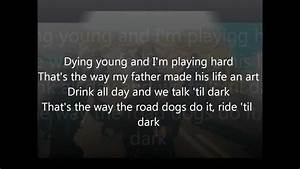 Lana Del Rey Ride Lyrics - YouTube