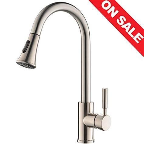 best kitchen faucet with sprayer top 5 best kitchen faucet with sprayer brushed for sale