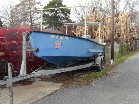 Fishing Boat For Sale Reno by 2005 Fg Reno Crab Skiff Skiffs For Sale In Louisiana