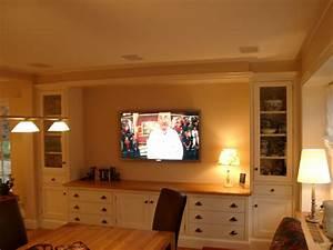 Fernseher An Die Wand :  ~ Bigdaddyawards.com Haus und Dekorationen